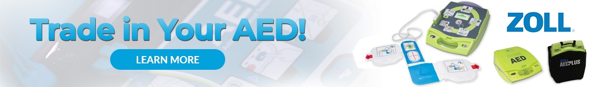 Trade in Your AED! - Zoll